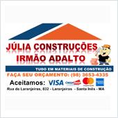 Júlia Construções Irmão Adauto